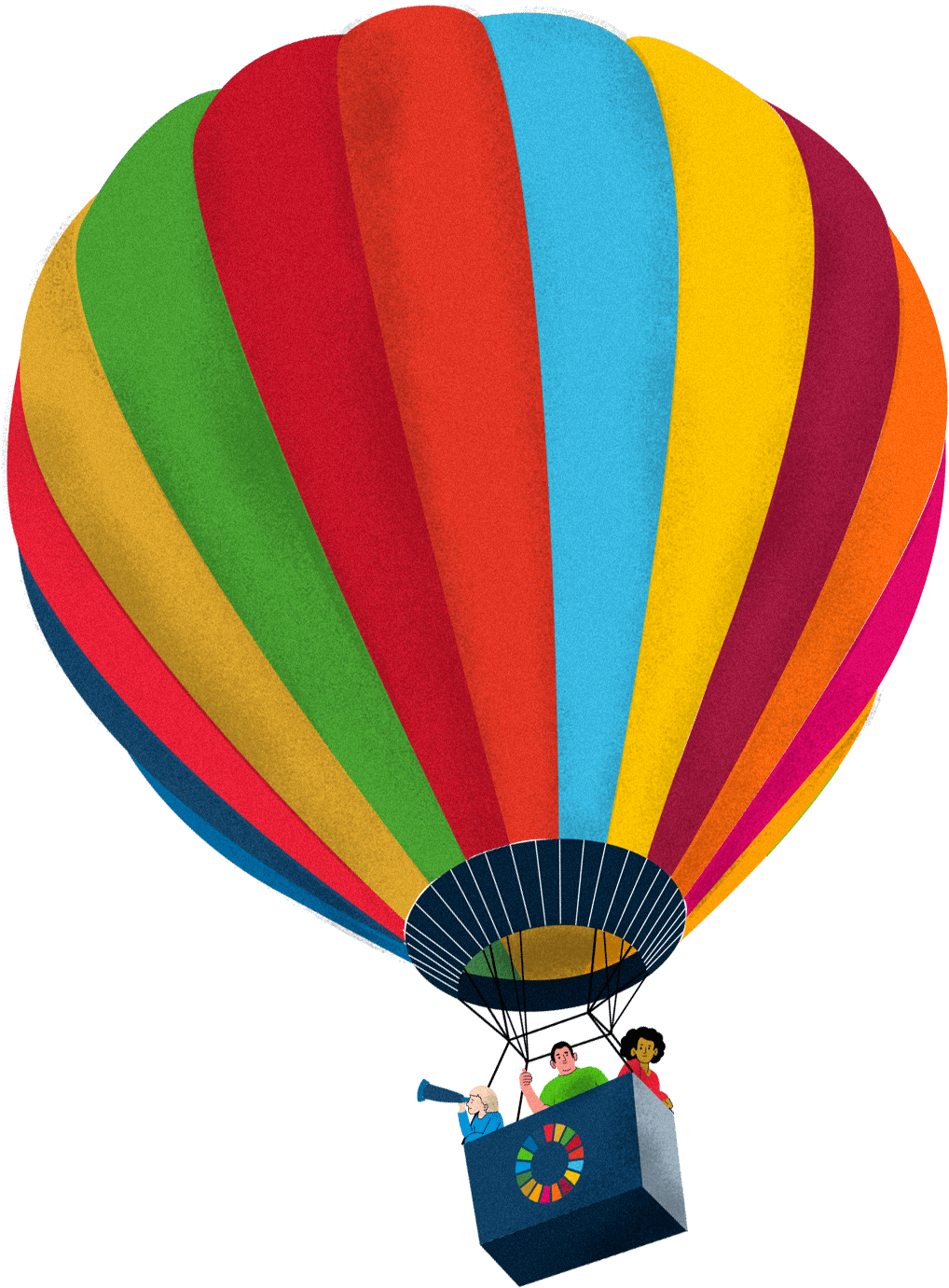 Main balloon